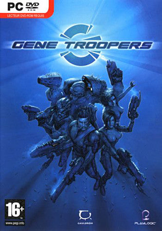 Gene Troopers (French Version Only) (PC) PC Game