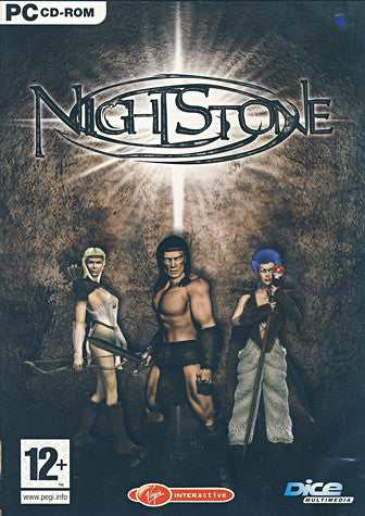NightStone (French Version Only) (PC) PC Game