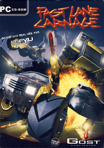 Fast Lane Carnage (French Version Only) (PC) PC Game