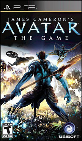 Avatar - James Cameron s (PSP) PSP Game