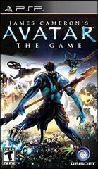 Avatar - James Cameron s (PSP)