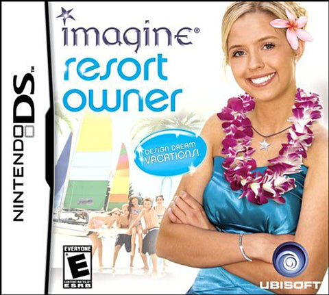 Imagine - Resort Owner (DS) DS Game