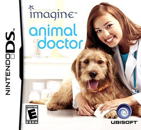 Imagine - Animal Doctor (DS) DS Game