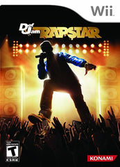 Def Jam Rapstar (Game Only) (Bilingual Cover) (NINTENDO WII)