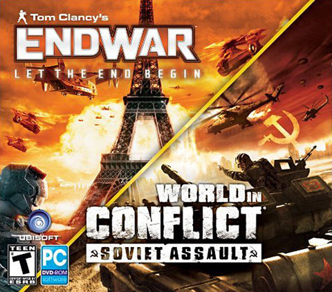 World In Conflict Complete Edition / Tom Clancy's End War (PC) PC Game