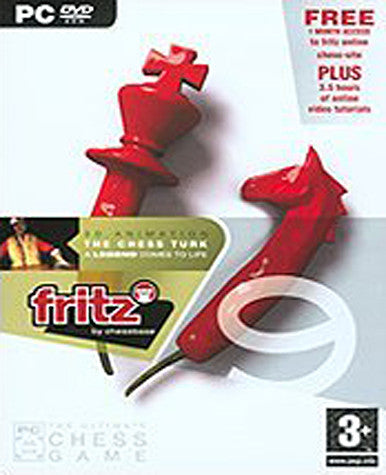 Fritz 9 Chess (PC) PC Game