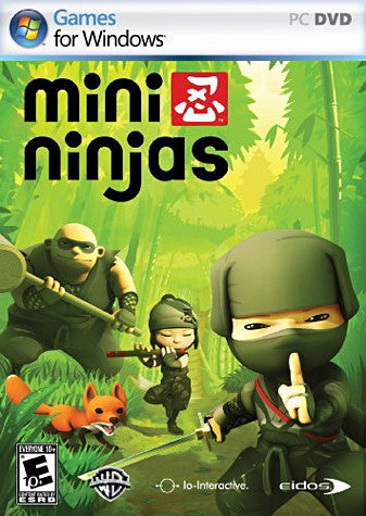 Mini Ninjas (Limit 1 per Client) (PC) PC Game