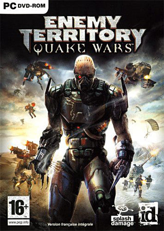 Enemy Territory - Quake Wars (French Version Only) (PC) PC Game