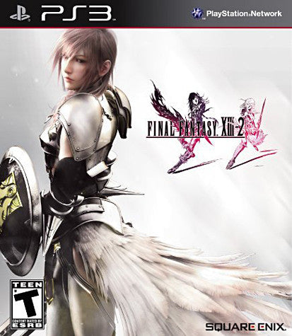 Final Fantasy XIII-2 (PLAYSTATION3) PLAYSTATION3 Game