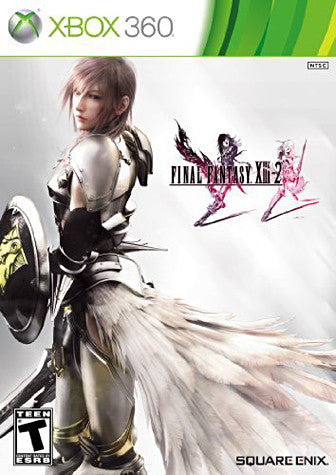 Final Fantasy XIII-2 (XBOX360) XBOX360 Game