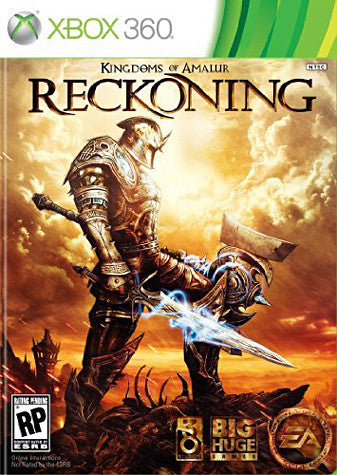 Kingdoms of Amalur - Reckoning (XBOX360) XBOX360 Game