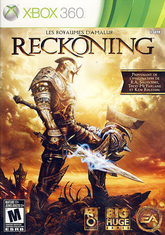 Kingdoms of Amalur - Reckoning (French Version Only) (XBOX360) XBOX360 Game