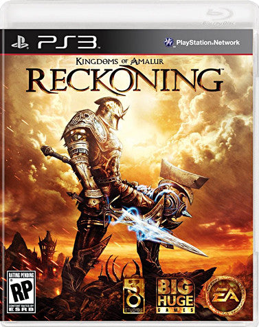 Kingdoms of Amalur - Reckoning (French Version Only) (PLAYSTATION3) PLAYSTATION3 Game