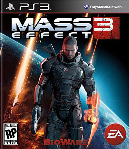 Mass Effect 3 (PLAYSTATION3) PLAYSTATION3 Game
