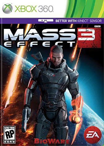 Mass Effect 3 (XBOX360) XBOX360 Game