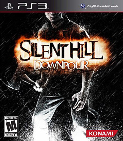 Silent Hill - Downpour (PLAYSTATION3) PLAYSTATION3 Game