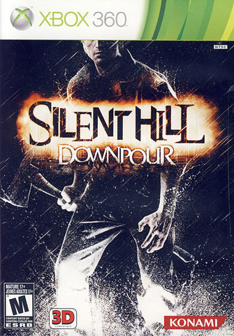 Silent Hill - Downpour (Trilingual Cover) (XBOX360) XBOX360 Game