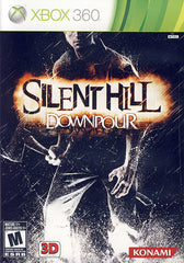 Silent Hill - Downpour (Trilingual Cover) (XBOX360)