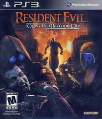 Resident Evil - Operation Raccoon City (PLAYSTATION3)