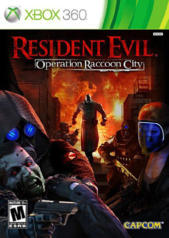 Resident Evil - Operation Raccoon City (XBOX360) XBOX360 Game