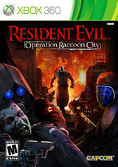 Resident Evil - Operation Raccoon City (XBOX360)