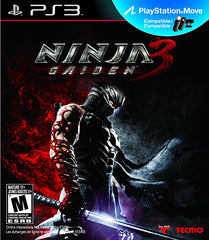 Ninja Gaiden 3 (Playstation Move) (Bilingual Cover) (PLAYSTATION3)