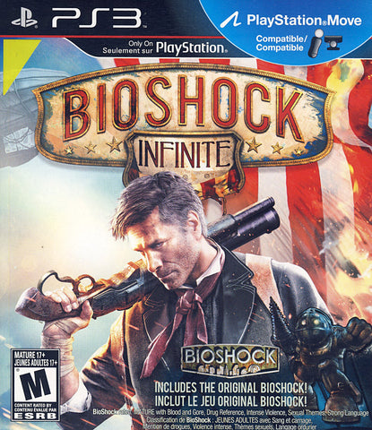 BioShock Infinite (PLAYSTATION3) PLAYSTATION3 Game