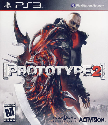 Prototype 2 (PLAYSTATION3) PLAYSTATION3 Game