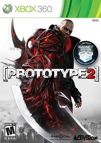 Prototype 2 (XBOX360) XBOX360 Game