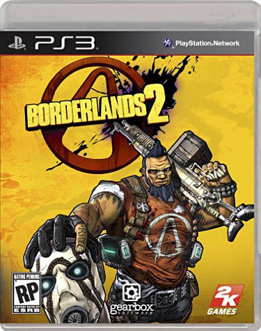 Borderlands 2 (PLAYSTATION3) PLAYSTATION3 Game