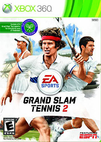 Grand Slam Tennis 2 (XBOX360) XBOX360 Game