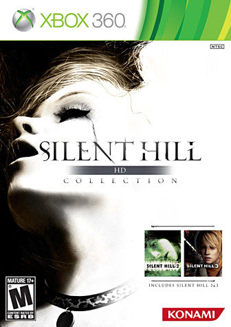 Silent Hill HD Collection (Trilingual Cover) (XBOX360) XBOX360 Game