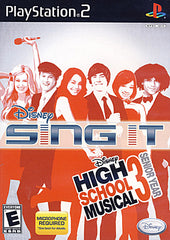 High School Musical 3 Sing it Senior Year (PLAYSTATION2)