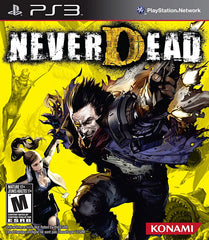 NeverDead (Trilingual Cover) (PLAYSTATION3)