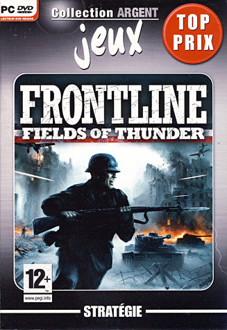 Frontline Fields Of Thunder (French Version Only) (PC) PC Game