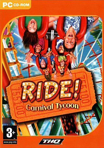 Ride! Carnival Tycoon (French Version Only) (PC) PC Game