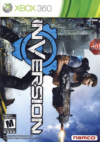 Inversion (Bilingual Cover) (XBOX360) XBOX360 Game