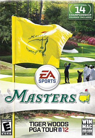 Tiger Woods PGA TOUR 12 - The Masters (Win / Mac) (PC) PC Game