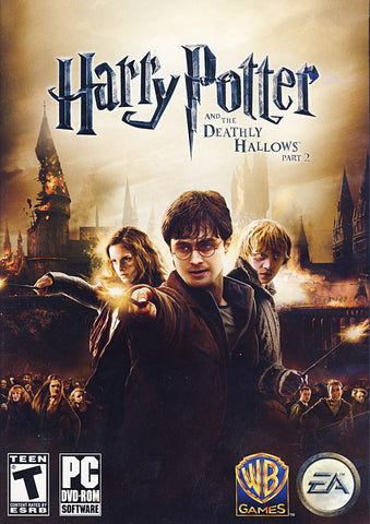 Harry Potter and The Deathly Hallows Part 2 (PC) PC Game