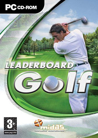 Leaderboard Golf (European) (PC) PC Game
