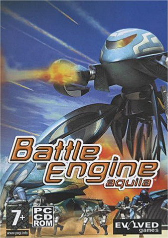 Battle Engine Aquila (French Version Only) (PC) PC Game