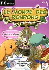 Le Monde Des Ronrons (French Version Only) (PC)