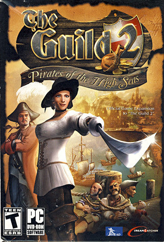 The Guild 2 - Pirates Of The Seas (PC) PC Game