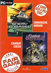 Comanche Hokum & Combat Chess (French Version Only) (PC)