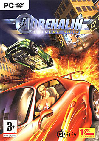 Adrenalin Extreme Show (French Version Only) (PC) PC Game