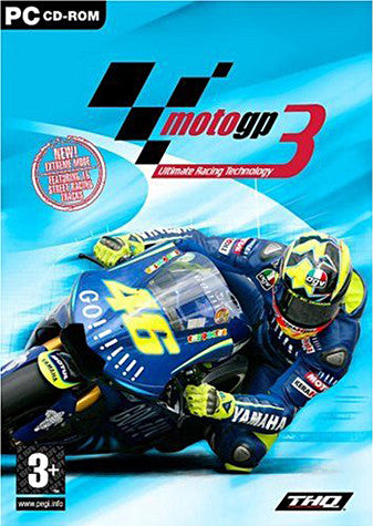 MotoGP Ultimate Racing Technology 3 (French Version Only) (PC) PC Game
