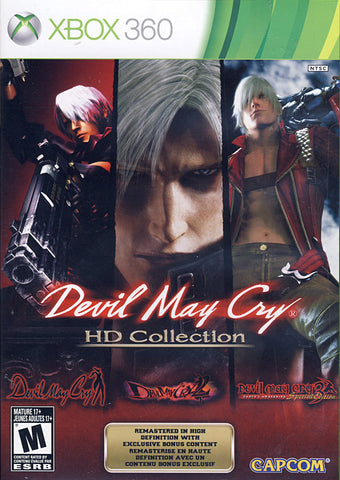 Devil May Cry HD Collection (XBOX360) XBOX360 Game