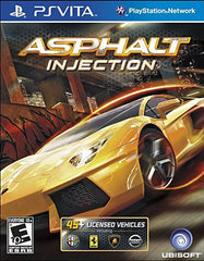 Asphalt - Injection (PS VITA)