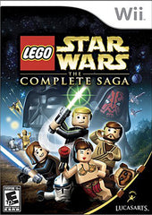 Lego Star Wars - The Complete Saga (NINTENDO WII) (USED)