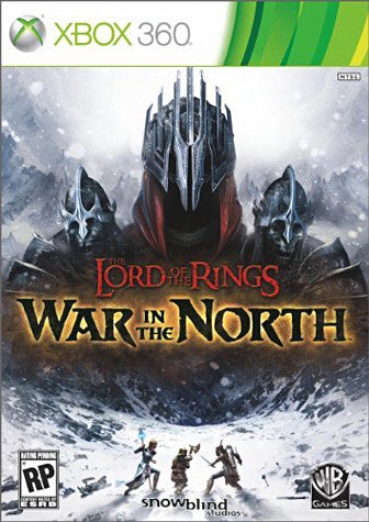 Lord of the Rings - War In The North (XBOX360) XBOX360 Game